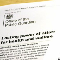 What is a Health and Welfare Power of Attorney?