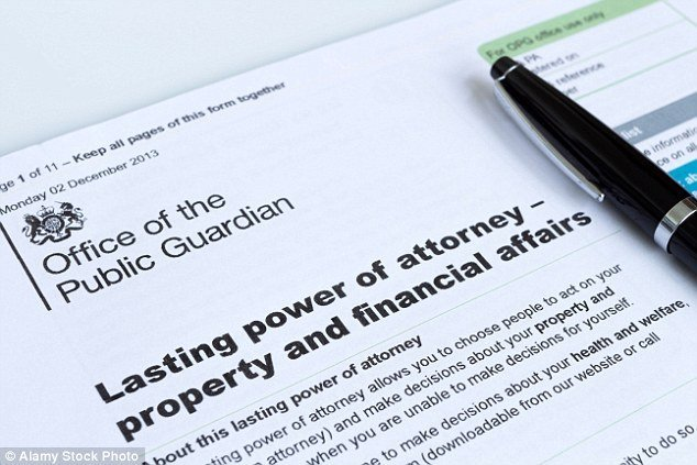 What is a Property and Finance Power of Attorney?
