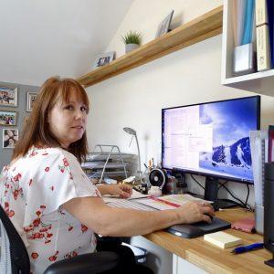 Paula Johnson, Administrator